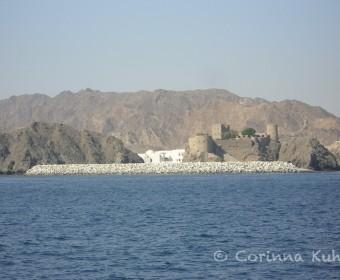 Sultan Qaboos Residence. Foto: cku