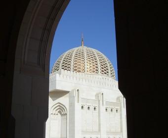 Sultan Qaboos Grand Mosque. Foto: cku
