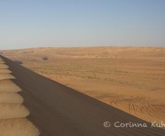 Wahiba Sands. Foto: cku