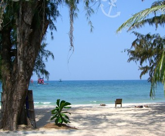 Sairee Beach. Foto: cku