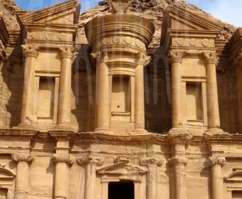 Kloster Ed-Deir. Foto: cku