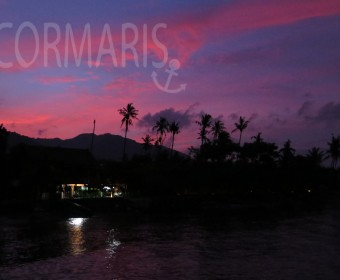 Nightfall. Foto: cku