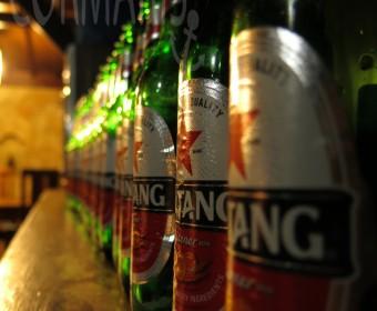 Sternhagelvoll hat auf Bali eine besondere Bedeutung: Bintang. Foto: cku