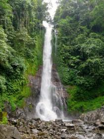 Git-Git heißt Wasserfall. Foto: cku