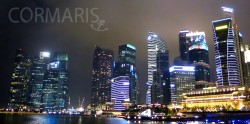 Blick auf die Stadt. Foto: cku
