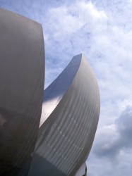 Ein Teil des ArtScience-Museums. Foto: cku