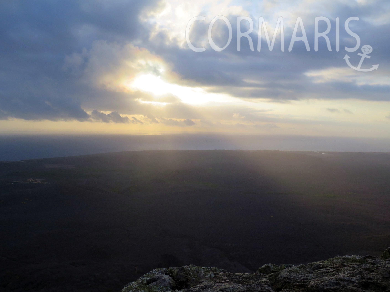 Mountain with a view: Christoffel. Foto: cku