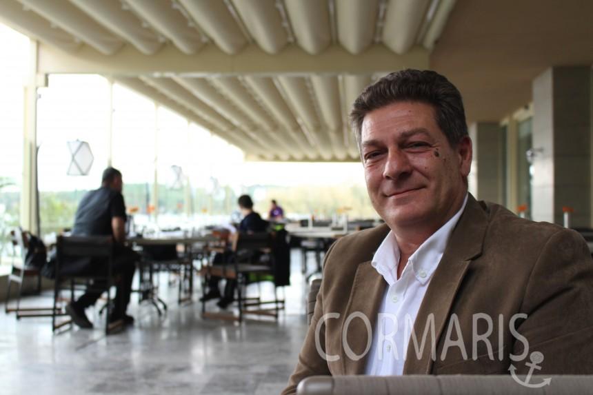 Hoteldirektor mit Herz für Tiere: Muzaffer Bulgurcuoğlu. Foto: cku