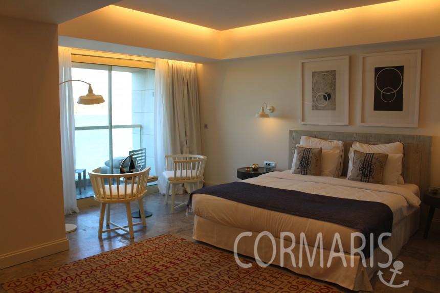 Zimmer im Hotel Murat Reis. Foto: cku