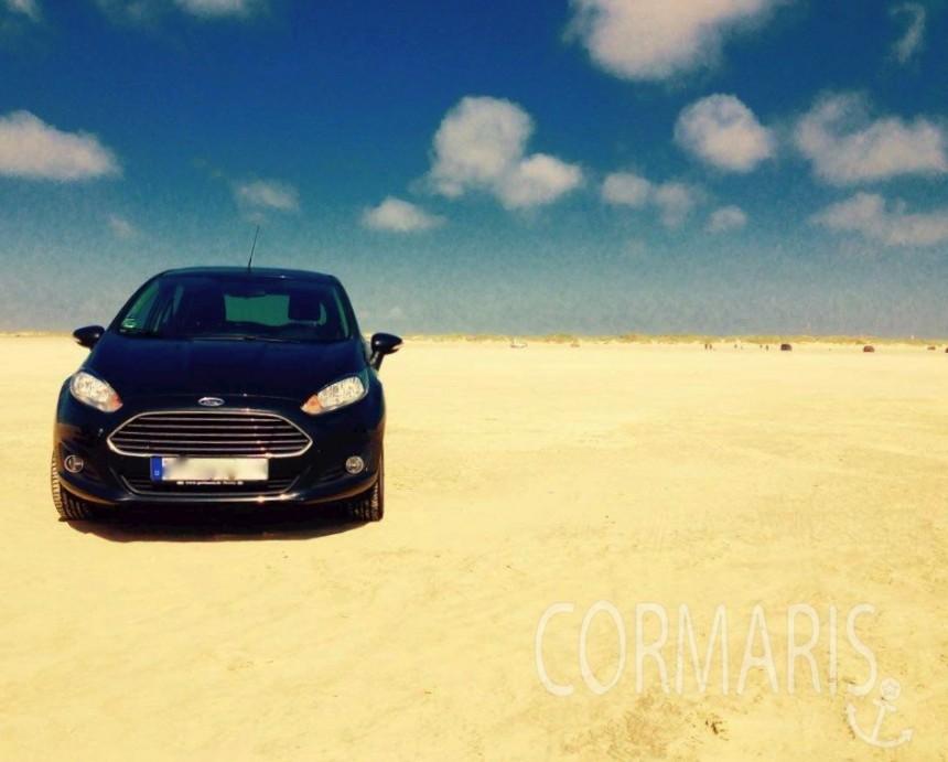Mit dem Auto ans Meer. Foto: cku