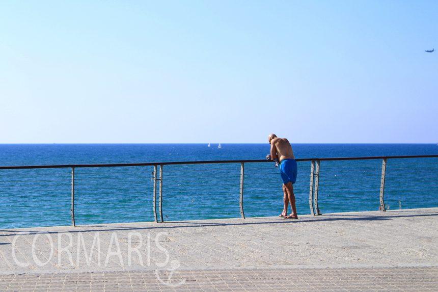 Promenade in Jaffa. Foto: cku