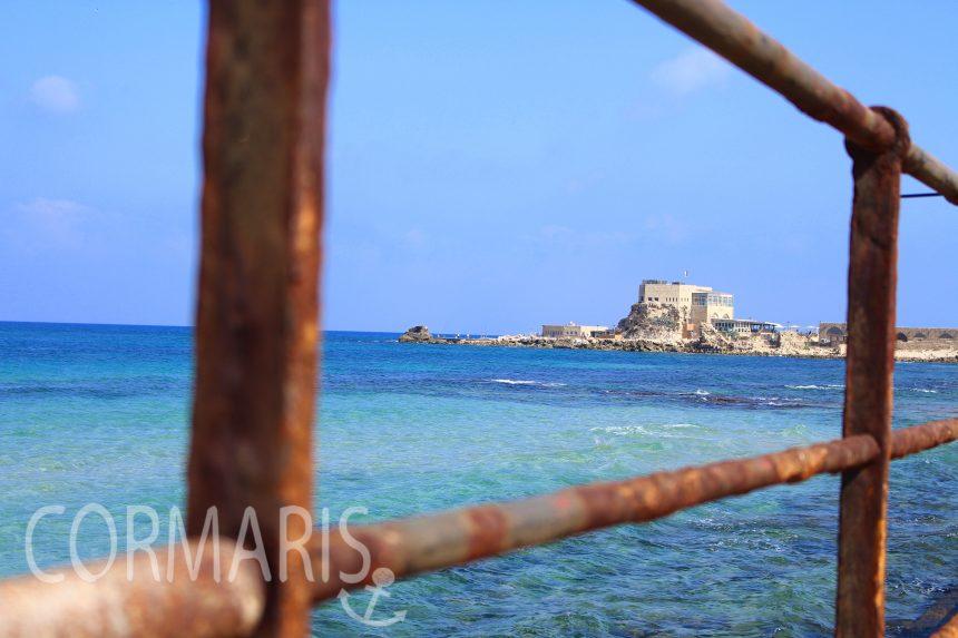 Caesarea. Viele alte Steine, viel Geschichte. Foto: cku