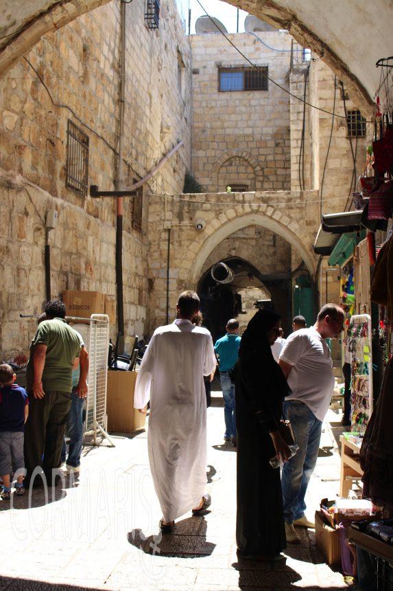 Souk von Jerusalem. Foto: cku