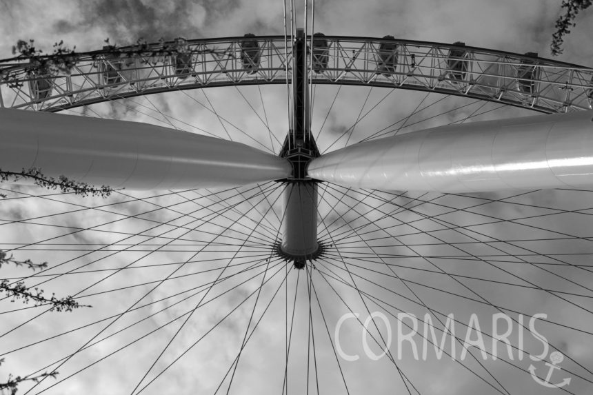 London Eye. Foto: cku