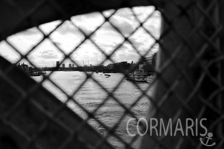 Blick auf die Themse. Foto: cku