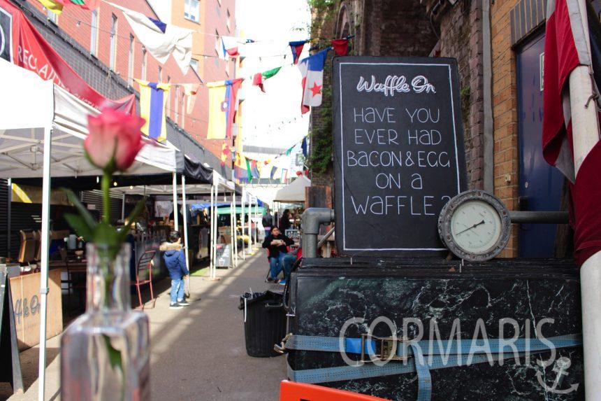 Food Market Maltby Street. Foto: cku